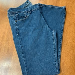 EUC OLD NAVY SWEETHEART JEANS -Sz. 12 reg.